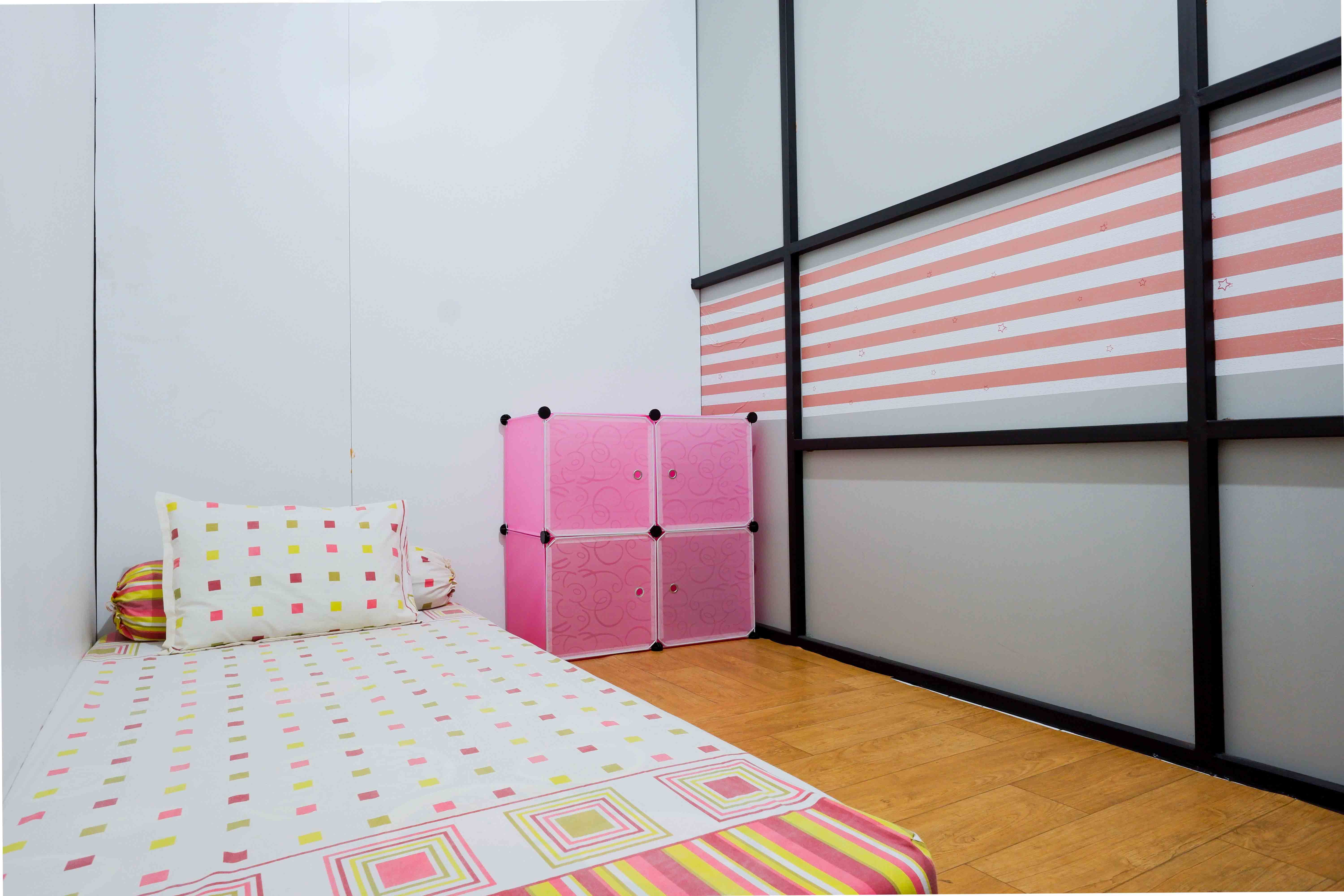 Kost Cozy Single Bed Separate Shared Bathroom A  Bedroom Kost Cakung Me  1