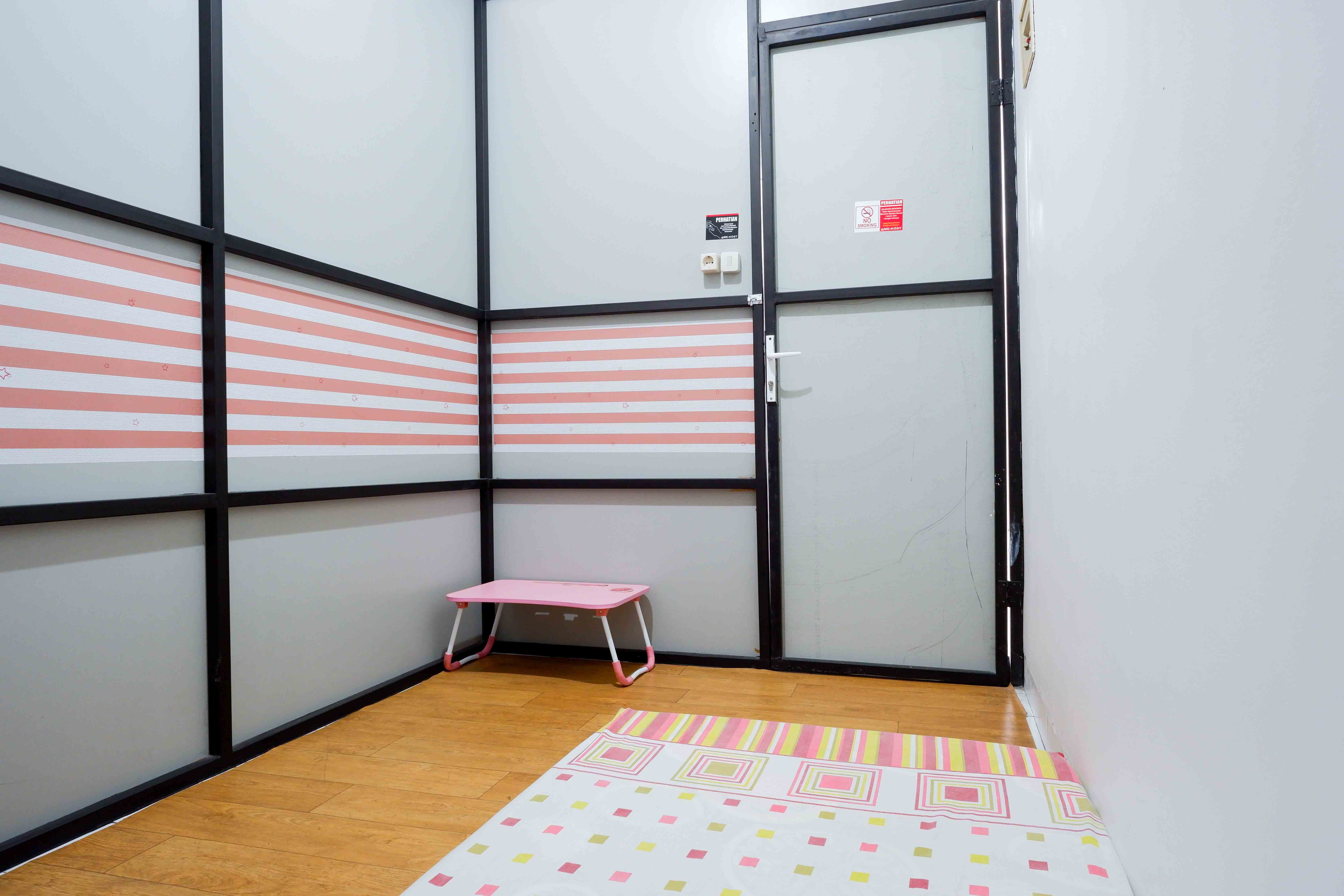 Kost Cozy Single Bed Separate Shared Bathroom A  Bedroom Kost Cakung Me  2
