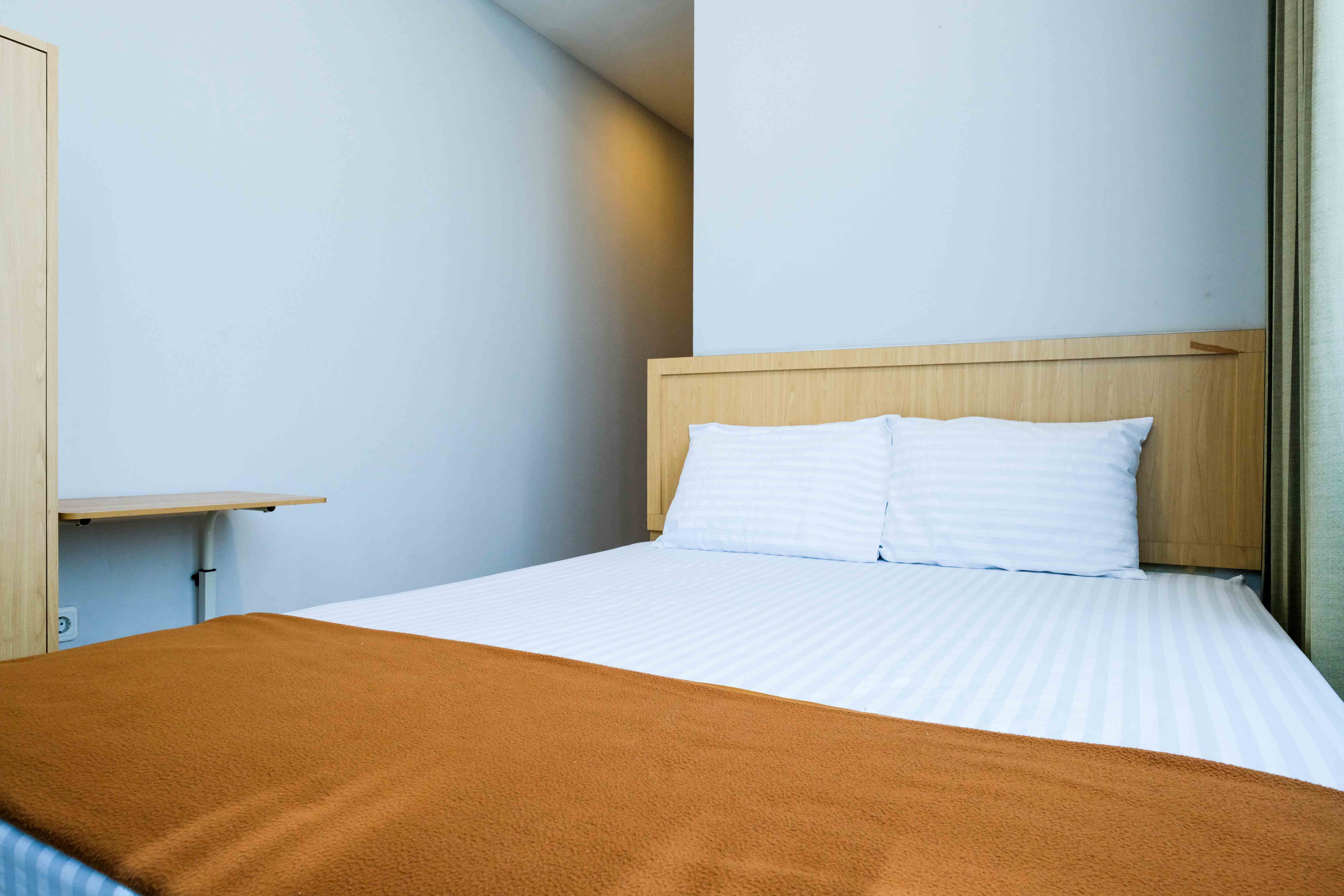 Kost Spacious Spacious Queen Bed A  Bedroom Kost Benda Homestay 8 CBC