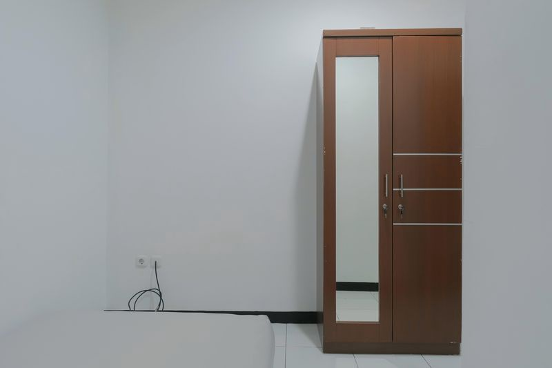Kost Cozy Single Bed B  Bedroom Kost Antapani Black And White House 2