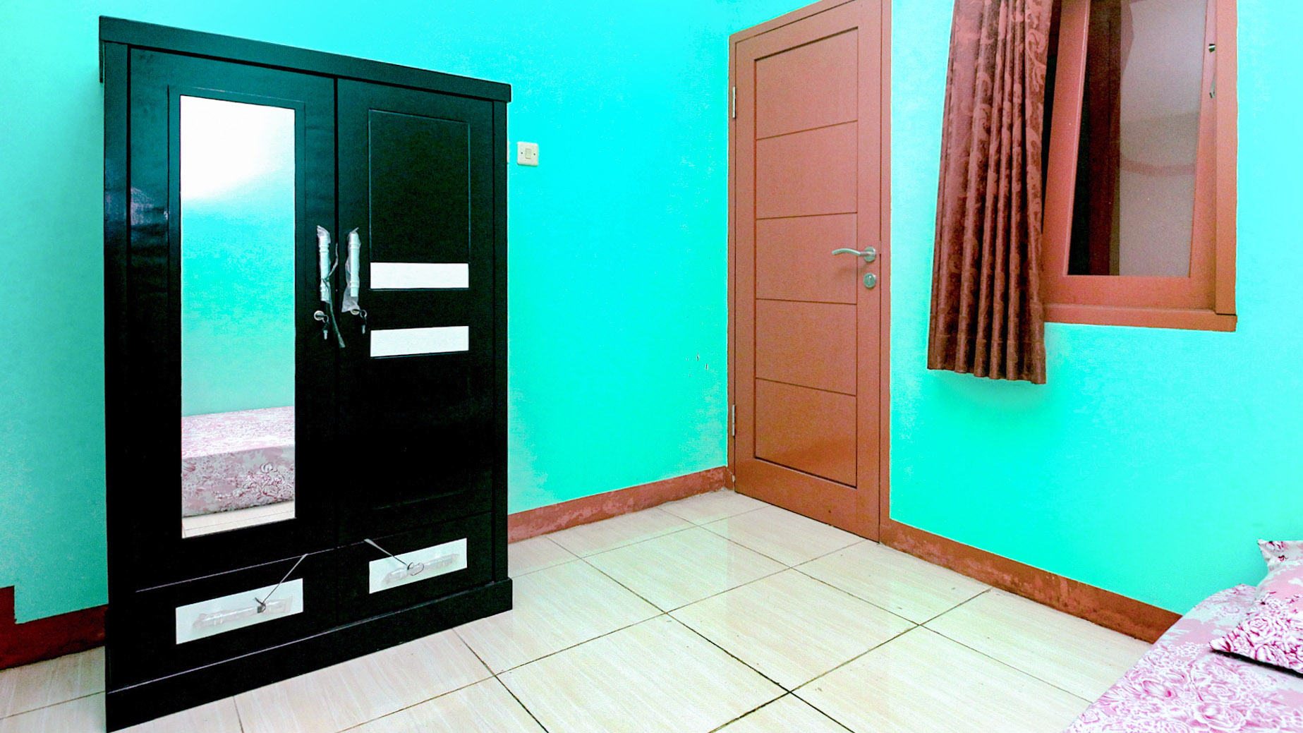Kost Cozy Single Bed NON AC  Bedroom Kost Cakung Muris 2